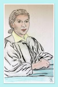 Ruth Bader Ginsburg als Richterin